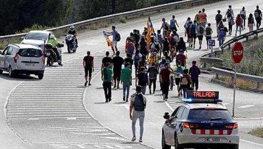 Directo: Cataluña amanece con problemas ferroviarios y carreteras