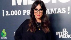 """″¿Y las gafas?"""": Ana Morgade se 'convierte' en Ana Rosa"""