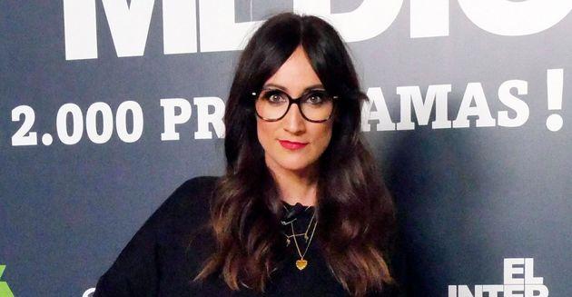 Ana Morgade, fotografiada el 4 de abril de 2019 en la celebración de los 2.000 programas de 'El