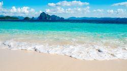 Detienen a una turista en Filipinas por llevar este bikini en una