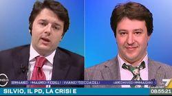 Il primo confronto tra due giovani (e semisconosciuti) Renzi e Salvini di 10 anni fa
