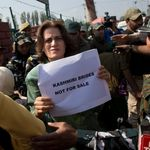 Farooq Abdullah's Sister, Daughter Detained During Protest Over Article