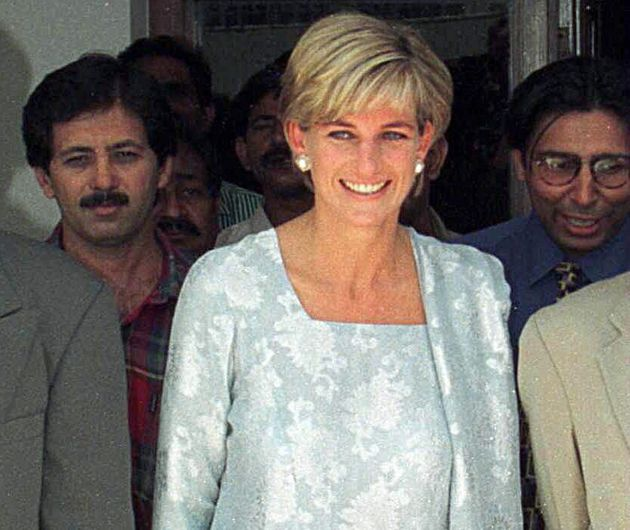 Lady Diana in