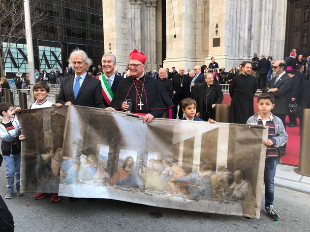 Non solo Cristoforo Colombo al Columbus Day. A New York protagonista anche Leonardo Da Vinci