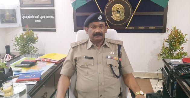 KG Simon, the investigating officer in the Koodathayi murder