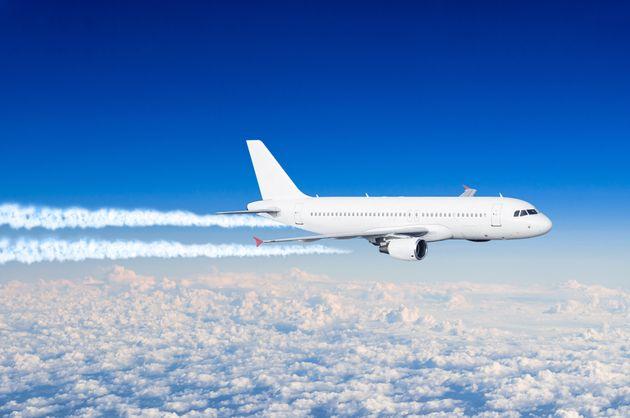 Dobbiamo vergognarci di volare?