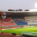 평양 땅에서 펼쳐진 축구 남북전은 0-0 무승부로