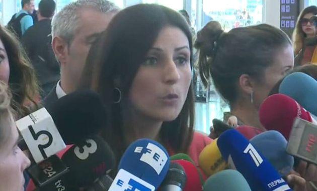 La líder de Cs en Cataluña, Lorena