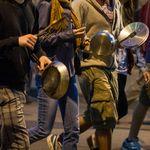Des militants écologistes lancent «les mardis casseroles» pour le