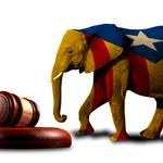 Un elefante en el salón ante el imperio de la