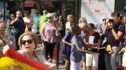 Detenido en suelo español el agresor de la mujer que gritaba