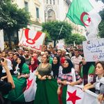 34e manifestation des étudiants : malgré la crainte on serre les rangs et on