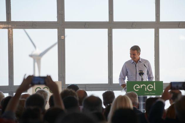 Προτεραιότητα της κυβέρνησης σε «πράσινη» ανάπτυξη και