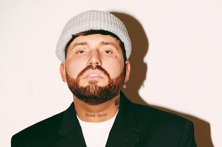 Gashi, The Son Of Refugees, Hopes The Whole World Is Listening