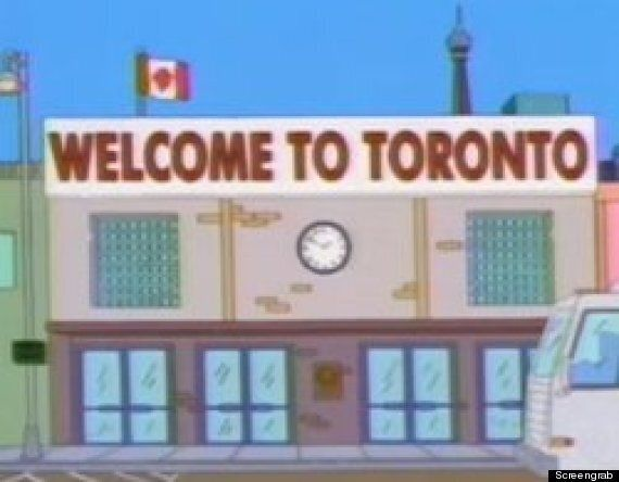 'The Simpsons'' Best Canada References