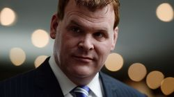 Baird Heckled By