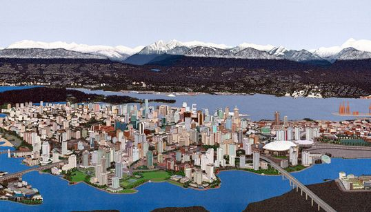 This Vancouver Tapestry Took Over 5,000 Hours To