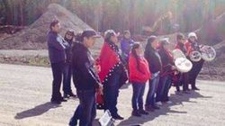 New Offer Will End First Nations Blockade Of B.C. Mine: