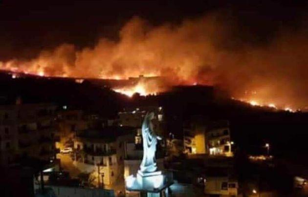 Liban incendies