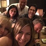 Jennifer Aniston Joins Instagram And Gifts Us With The Friends Reunion We've All Been Waiting