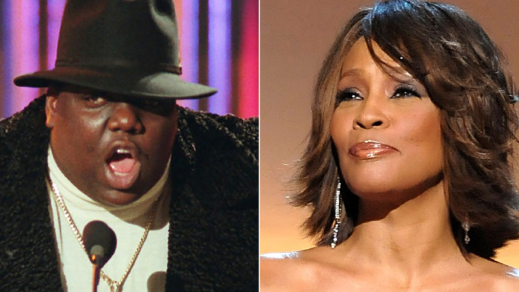 Westlake Legal Group 5da5d345200000cb0c501dd7 Whitney Houston, Notorious B.I.G. Nominated For Rock And Roll Hall Of Fame