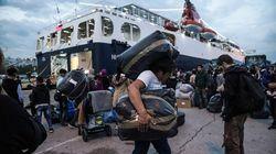 Προσφυγικό: Χειρότερος μήνας της τριετίας ο Σεπτέμβριος με 12.500