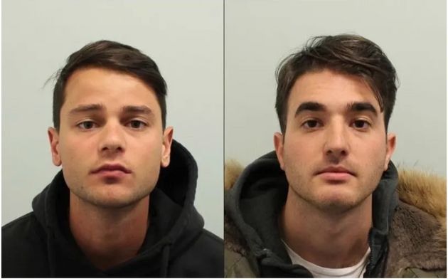 Two Men Found Guilty Of Rape Caught On Camera High-Fiving Each Other After Attack