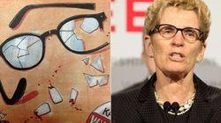 LOOK: Toronto Sun Cartoon Sparks