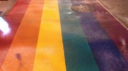 Rainbow Crosswalks Are Here To Stay In