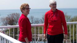 Wynne Says Charter Means She Can 'Live Without Fear' As Gay