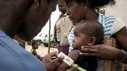 Un jeune enfant sur trois est mal nourri ou en surpoids selon