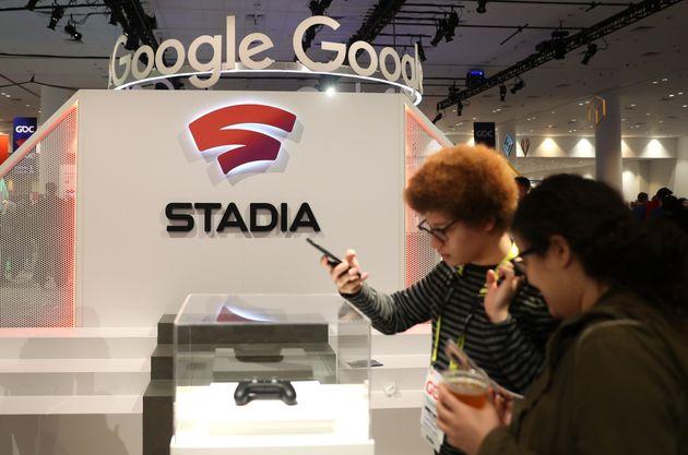 Google annonce le lancement de Stadia pour le 19