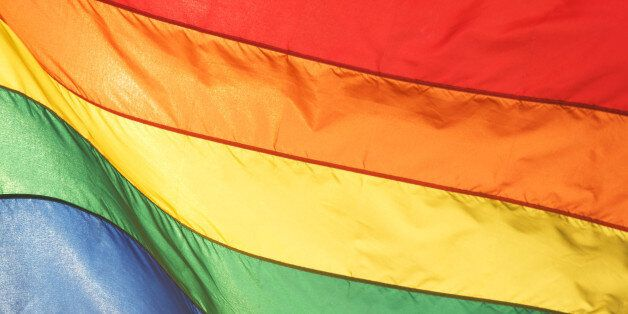 New Brunswick Premier David Alward says the decision to disallow a high school from flying a rainbow-coloured...