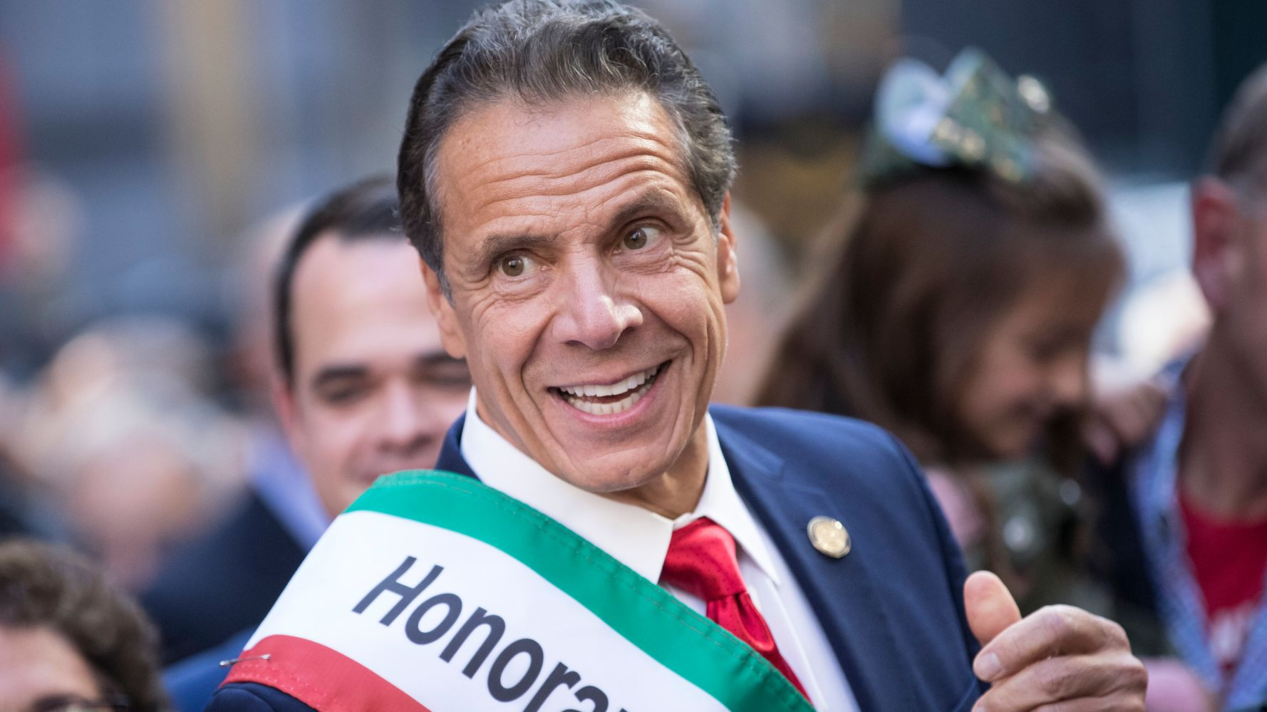 Westlake Legal Group 5da5f7512100004c0fad001b Andrew Cuomo Uses Racial Slurs In Radio Interview About Racism Against Italians