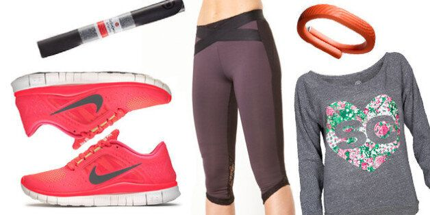 The Perfect Gifts For A Gym-Obsessed