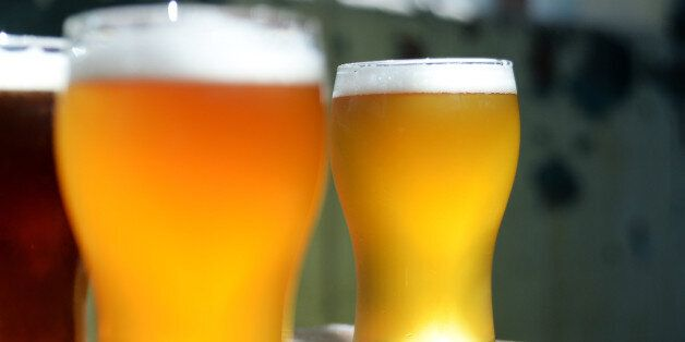 The B.C. government announced it is tearing down beer garden fencing at events around the