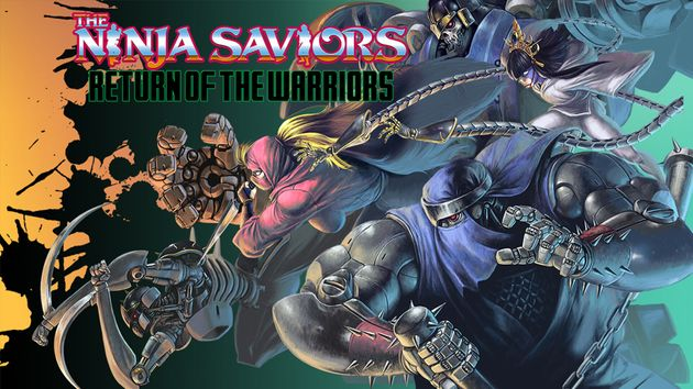 The Ninja Saviors – Return of the Warriors on the Nintendo