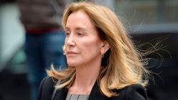 Felicity Huffman Reports To Prison In College Bribery