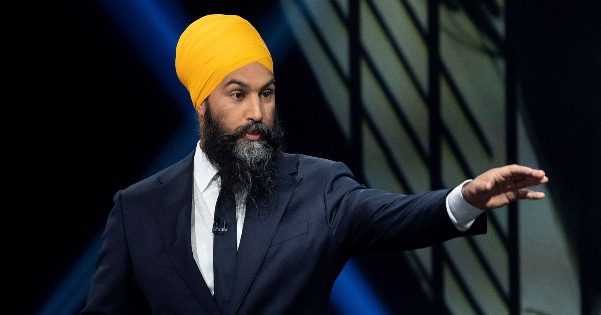 Jagmeet Singh Says Canada Lacks Polarization Of 'American-Style Election'