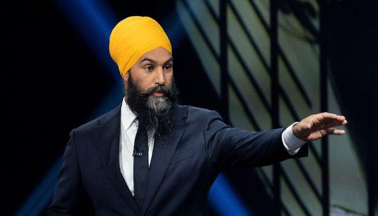 Singh Thinks Canada Still A Far Cry From Polarized U.S.-Style