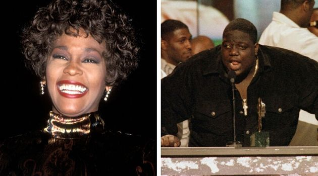 Artistas lendários, Whitney Houston e Notorious B.I.G. podem figurar no prestigioso Hall da Fama do...