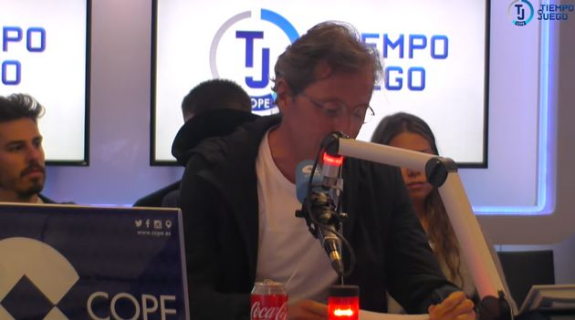 Paco González en 'Tiempo de
