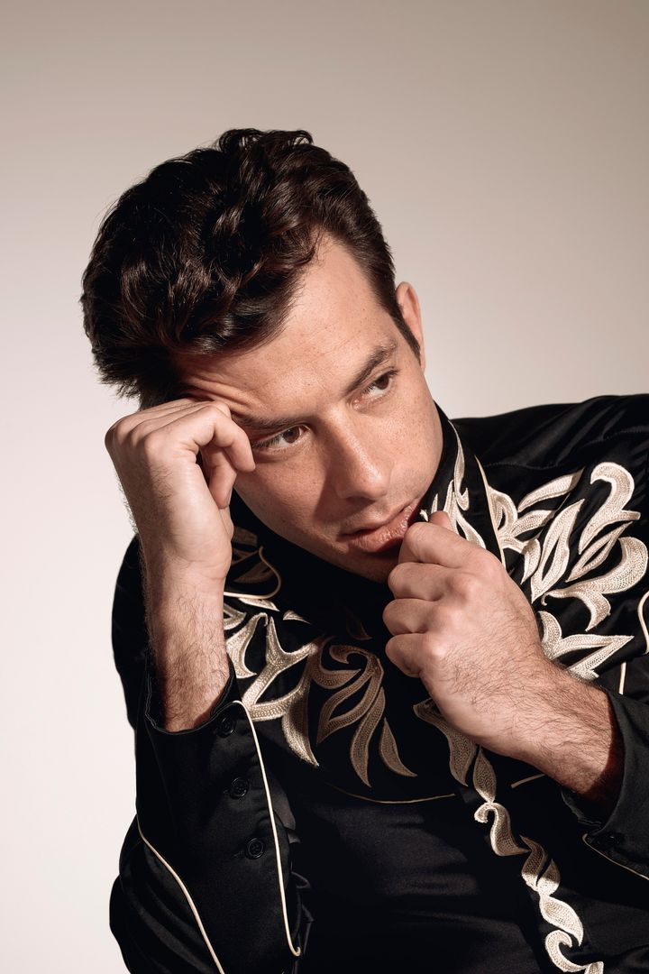 Mark Ronson is the subject of a new YouTube Originals documentary.