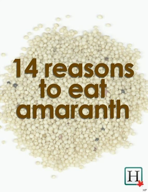 Benefits Of Amaranth: 14 Reasons To Get Into This