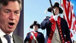 U.S. Senator To Canadian Diplomat: We Won War Of