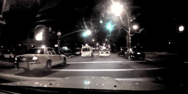 Watch This Driver Hit 55 Consecutive Green Lights In