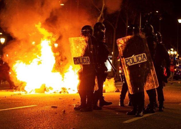 El Gobierno denuncia violencia