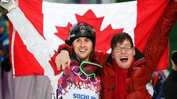 LOOK: Bilodeau Embraces 'Hero' Brother In Priceless Olympic