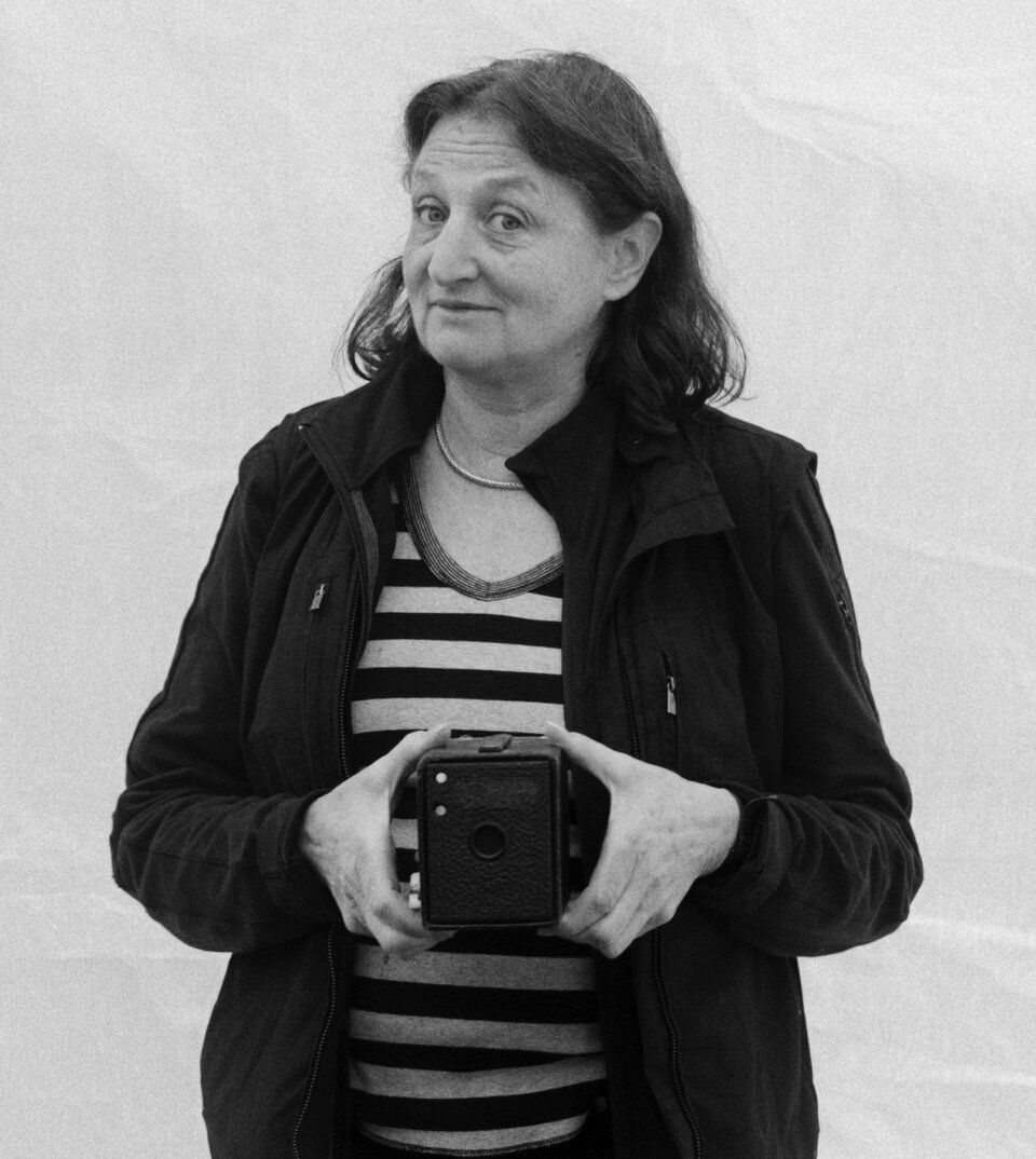 A fotógrafa Susan