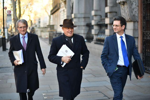 Tory Split Over Johnson Deal As PM Nears Brussels Breakthrough